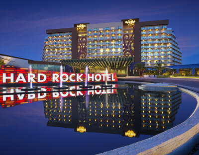 Hard Rock Hotels An All-Inclusive Experience