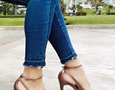 Zapatos Rosa Roncagliolo